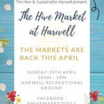 Hive Market 25th April 2021
